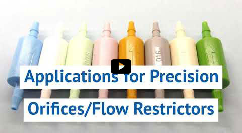 Precision Orifice Uses